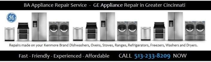 affordable GE repair