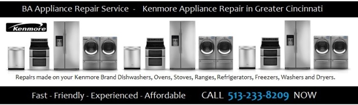 Affordable Kenmore appliance repair