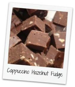 Cappuccino Fudge ~ the recipe