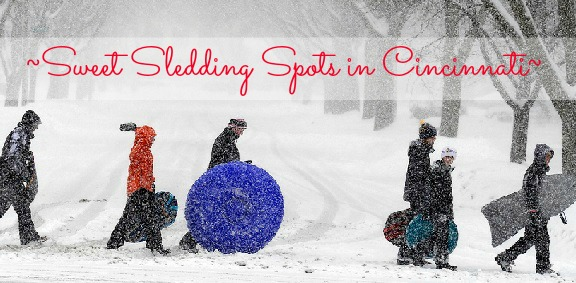 Where To Sled in Cincinnati