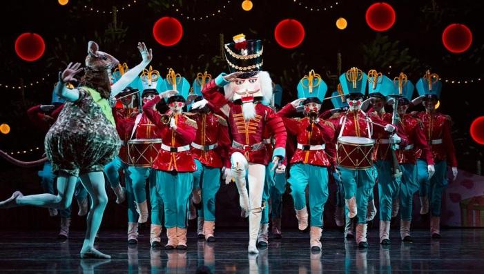 The Cincinnati Ballet Presents The Nutcracker, December 20-29 at The Aronoff Center ~ the details: https://www.cballet.org/